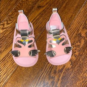 Baby Swan Sandals   BUNDLE TO SAVE